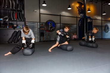 Kids MMA near West Frisco