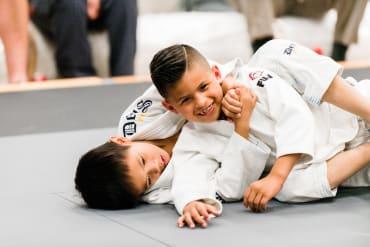 Kids Jiu Jitsu near San Diego
