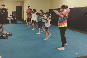 Kids Martial Arts near Grand Prairie