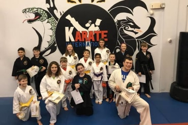 Kids Karate near Windham