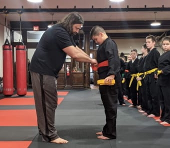 Kids Martial Arts near Hanover