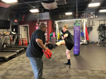 Fitness Kickboxing near North Providence