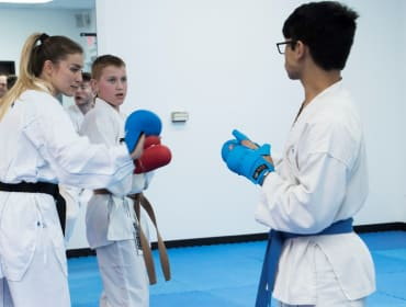 Kids Martial Arts near Summerlin