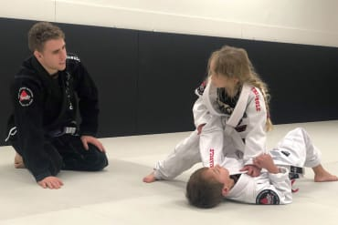 Kids Martial Arts near Post Falls