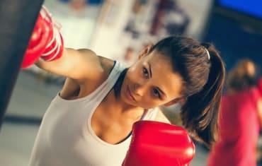 fitness kickboxing prestons