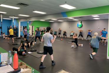 Group Fitness near Washington