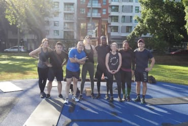 Personal Training near Ultimo