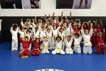 Kids Martial Arts near Sunrise