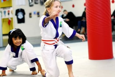 Kids Karate near Atlanta