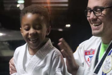 Kids Martial Arts near Birmingham