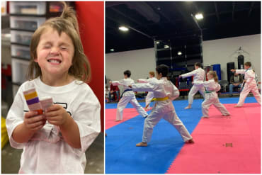 Kids Martial Arts Program near Mt. Juliet