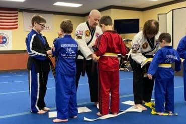 Kids Taekwondo near Ankeny