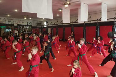 Kids Martial Arts near Las Cruces