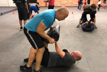 Krav Maga near Houston