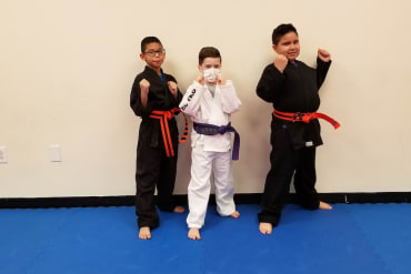 Kids Martial Arts near Fort Mill