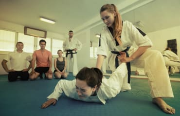 Martial Arts Training near Raleigh