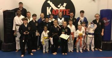 Karate near Salem