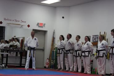 Kids Martial Arts near Mooresville
