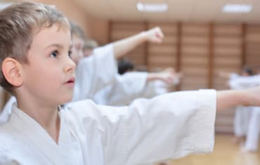 toddler martial arts prestons