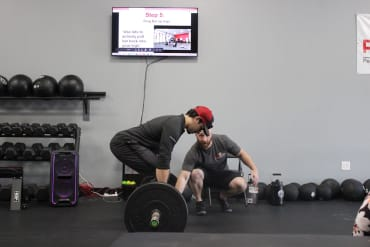 Personal Training near San Antonio
