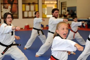 Kids Martial Arts near San Jose