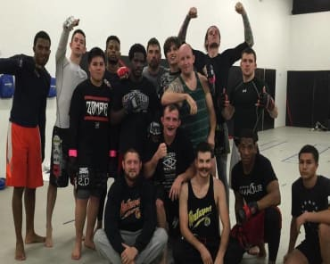Mixed Martial Arts in Gulfport - Alan Belcher MMA Club