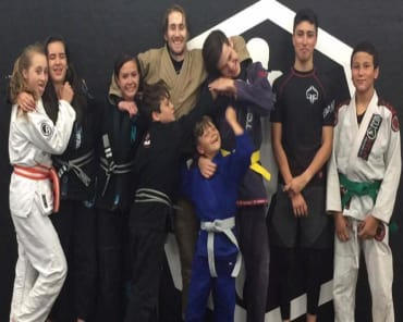 Kids Martial Arts  in D'Iberville - Alan Belcher MMA Club - D'Iberville
