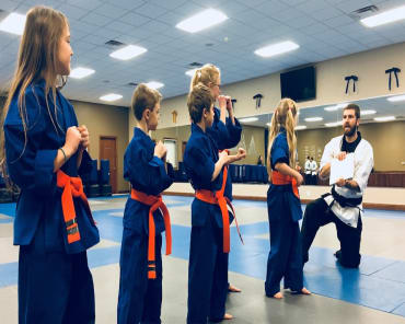 Kids Martial Arts in Appleton - The Academy - Martial Arts Leadership