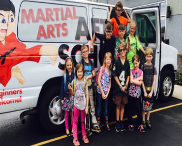 After School in Appleton - The Academy - Martial Arts Leadership