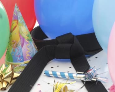 Birthday Parties in Ottawa - 100% Martial Arts & Fitness