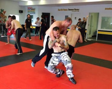 Krav Maga in Philadelphia - Commando Krav Maga and Diamond Mixed Martial Arts