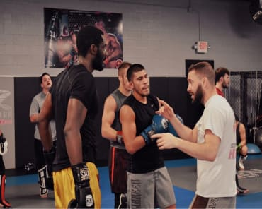 Mixed Martial Arts  in Lawrenceville - American Top Team Of Gwinnett