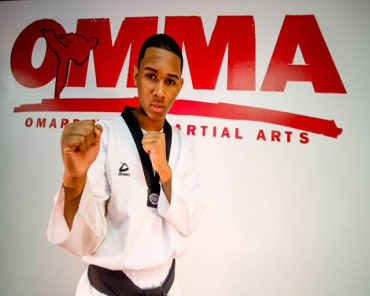 Teen Martial Arts in Baldwin - OMMA Karate