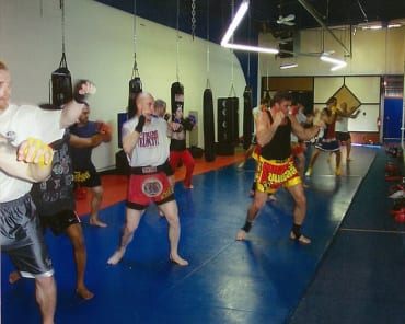 Muay Thai Kickboxing in Philadelphia - Commando Krav Maga and Diamond Mixed Martial Arts
