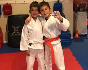 Kids Martial Arts in Kent Island - Sherman's Martial Arts