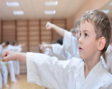 Kids Karate in Manhasset - Top Gun Self Defense And Fitness