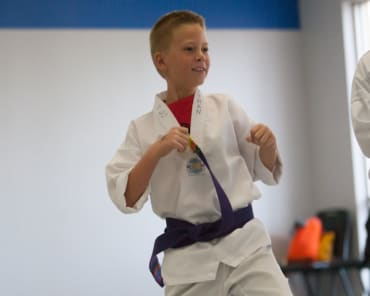 Kids Martial Arts in Kearney - Advantage Martial Arts