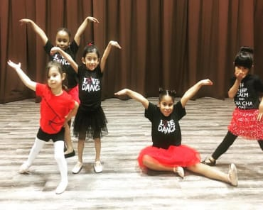 Kids Dance Lessons in Richmond - Rhythm Inc. Dance Studio