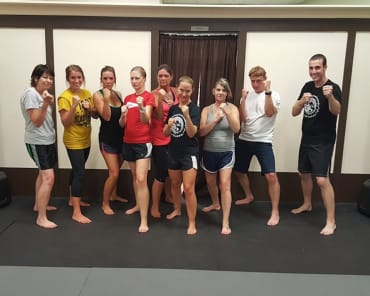 Kickboxing Fitness in St. Louis - Dave Hanson's Gateway Karate