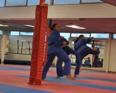 Adult Karate in Ipswich - Blackwell Academy