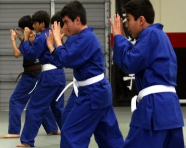 Kids Martial Arts in El Paso, Eastside - Kung Fu San Soo