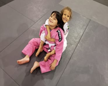 Kids Jiu Jitsu near Goodyear
