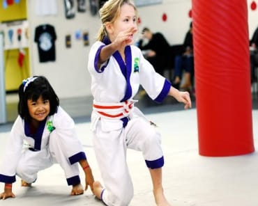 Kids Karate in Atlanta - Power Up Martial Arts
