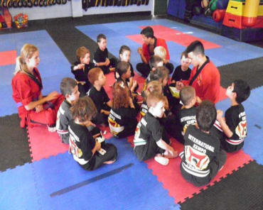 Kids Martial Arts St Marys