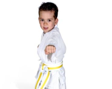 Kids Karate in Belleville