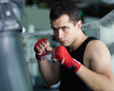 Kickboxing in Atlanta - Power Up Martial Arts