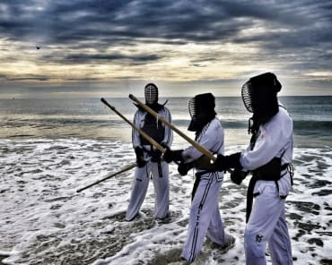 Adult Martial Arts in Hoboken - International Taekwon-Do Academy