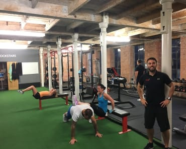 FREE 30 Day Kickstart in Nottingham - rb5 Personal Training