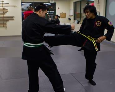 Adult Martial Arts in Sparks - Shin Gan Dojo