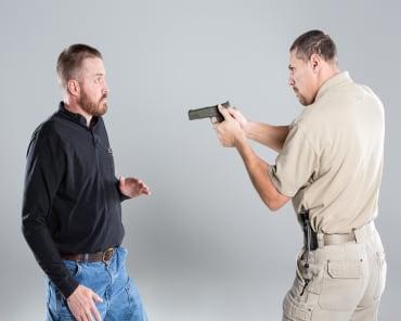 Firearms Training in Sparks - Shin Gan Dojo